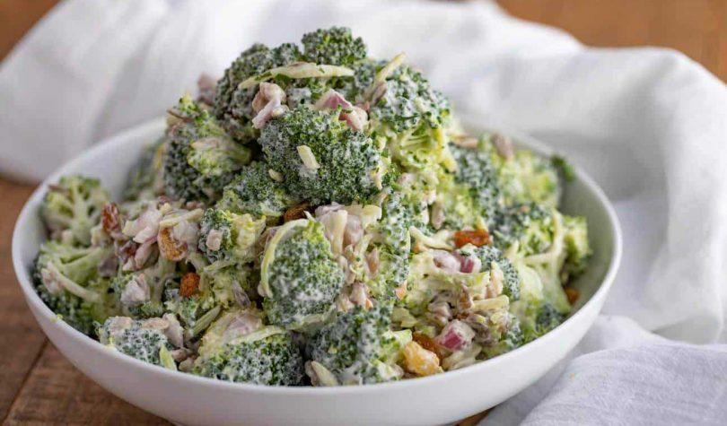 Diyet Brokoli Salatası ile Sağlıklı Beslenme