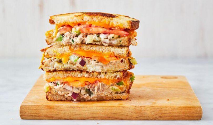 Ton Balıklı Sandviç ile Güne Dinamik Başlayın