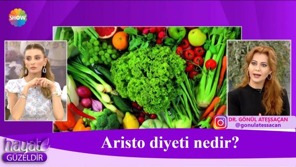 aristo diyeti 1