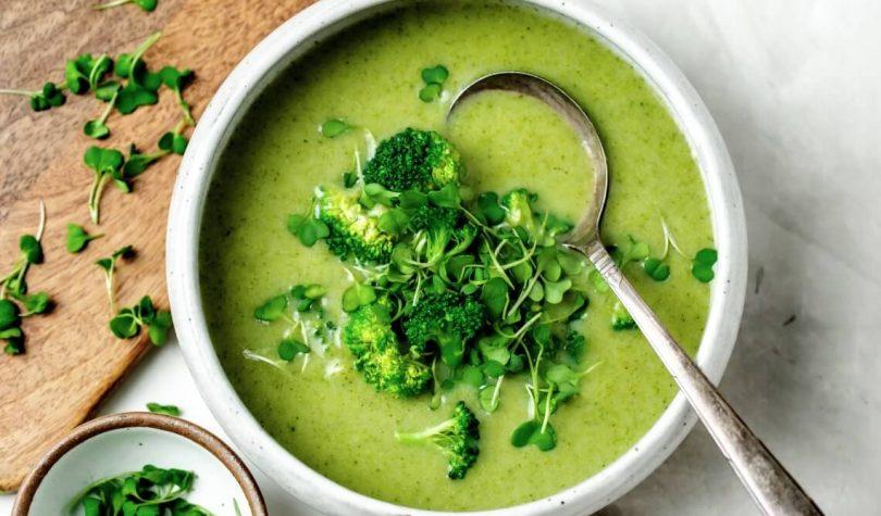 Diyet Brokoli Çorbası Tarifi Nasıl Yapılır?