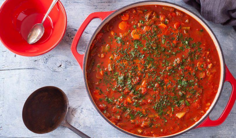 Diyet Kızıl Çorba Tarifi Nasıl Yapılır?