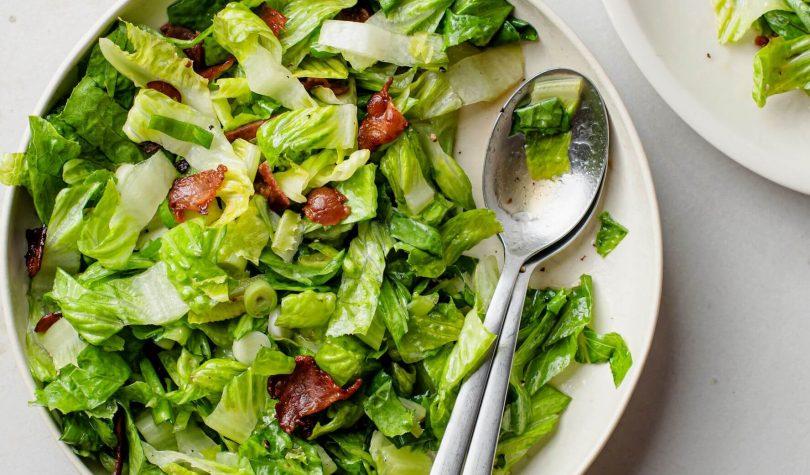 Diyet Marul Salatası Tarifi ile Hafif Öğünler