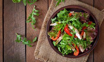 Diyet Yeşil Salata Tarifi Nasıl Yapılır?