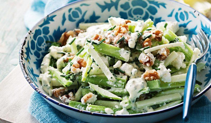 Elmalı Kereviz Salatası Tarifi Nasıl Yapılır?