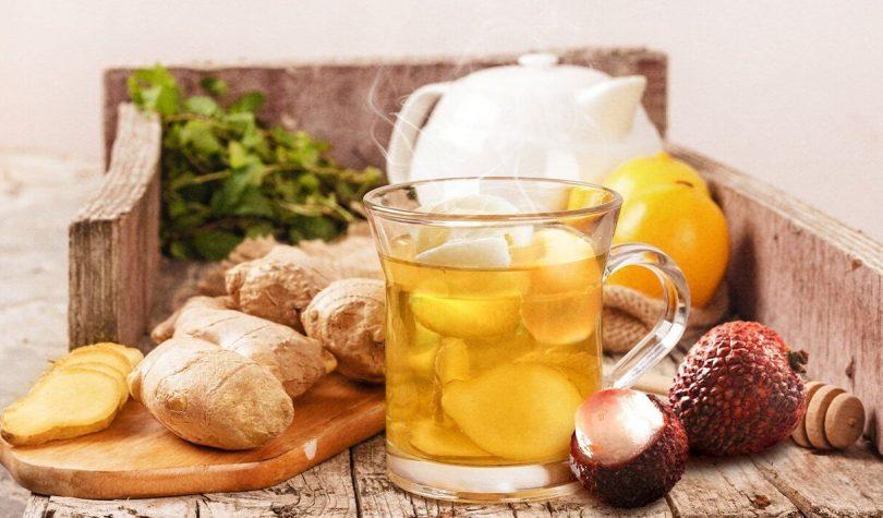 Şifa Kaynağı Zencefil Çayı Faydaları Nelerdir?