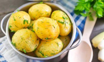 Haşlanmış Patates Kaç Kalori? Haşlanmış Patates Besin Değeri
