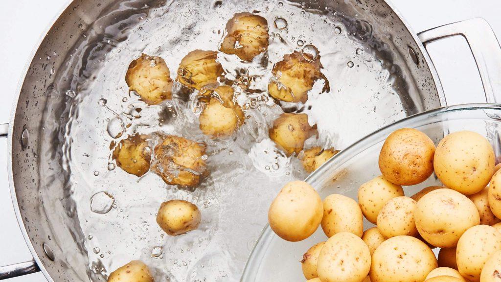 haşlanmış patates kaç kalori