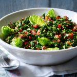 Zeytinyağlı Maydanoz Salatası Tarifi Nasıl Yapılır?