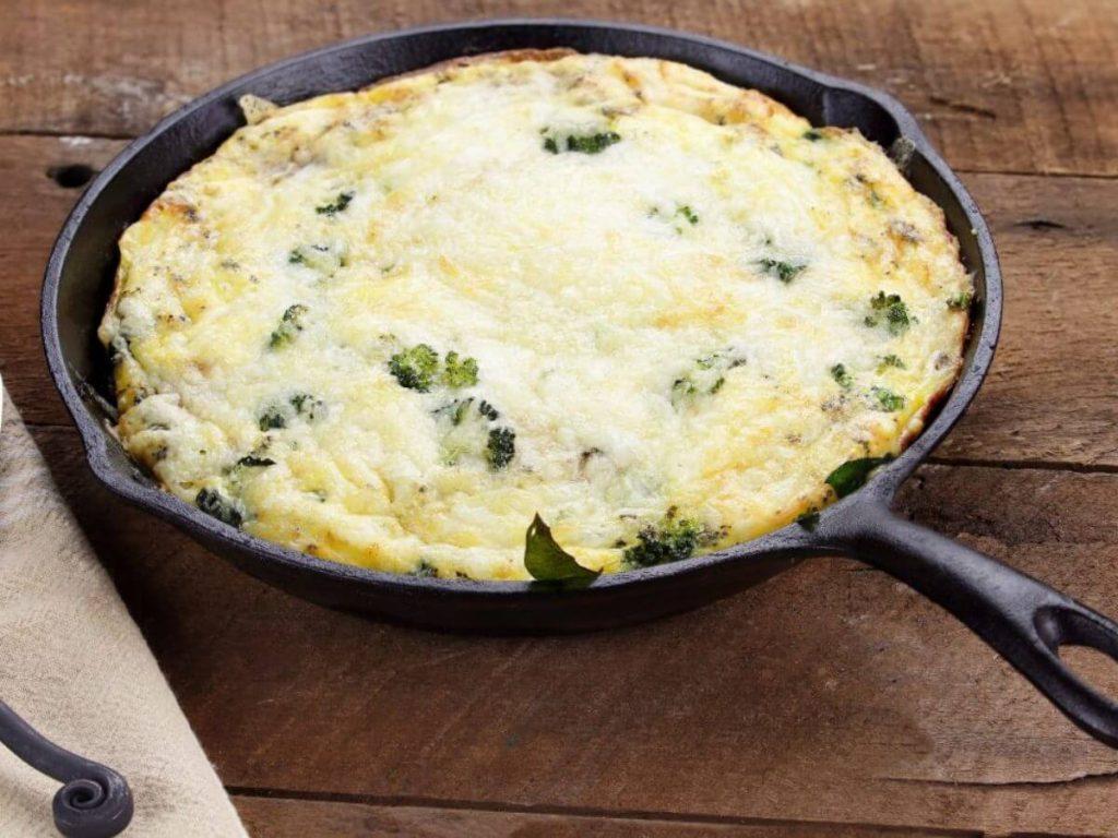 beyaz omlet tarifi