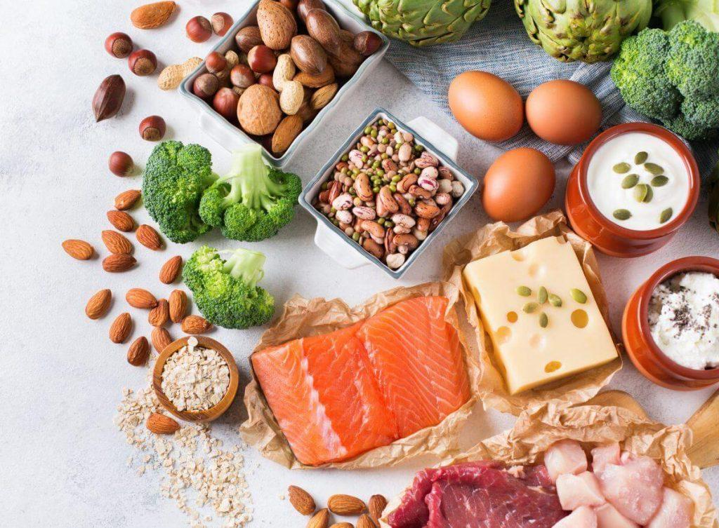 kolesterol içeren besinler