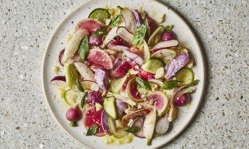 Siyah Turp Salatası Tarifi Nasıl Yapılır?