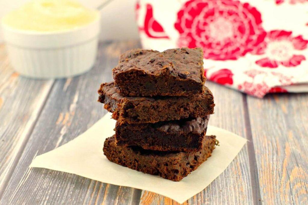 havuçlu brownie