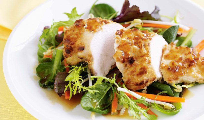 Limonlu Tavuklu Salata Tarifi Nasıl Yapılır?