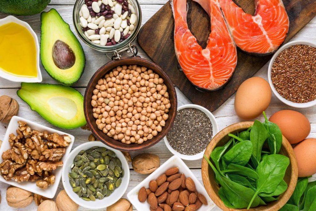 omega-3 faydaları