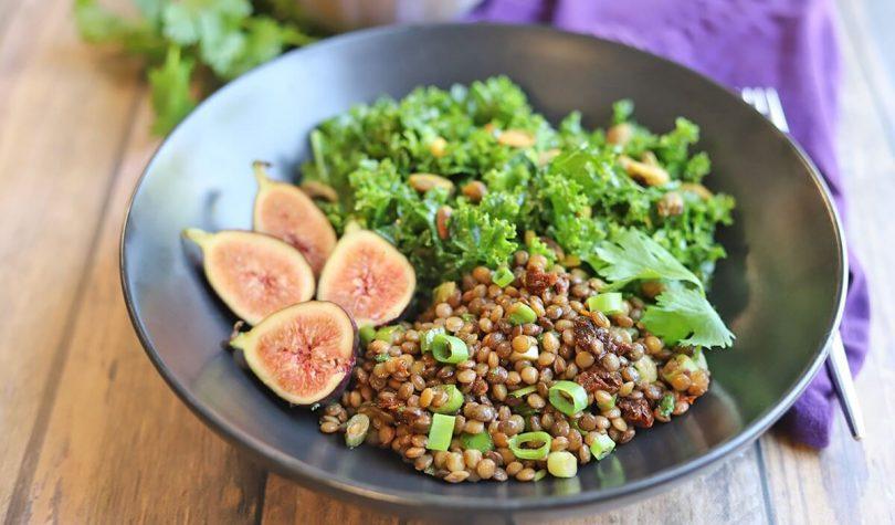 Yeşil Mercimek Salatası Tarifi Nasıl Yapılır?