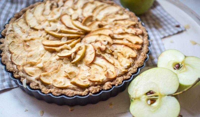 Diyet Elmalı Tart Tarifi Nasıl Yapılır?