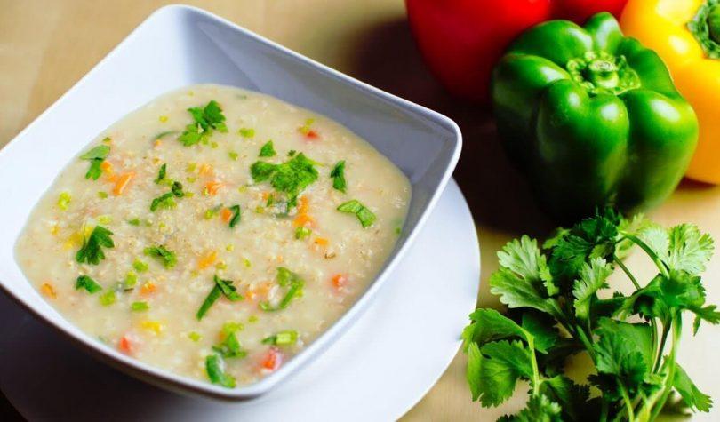 Yulaflı Sebze Çorbası Tarifi Nasıl Yapılır?