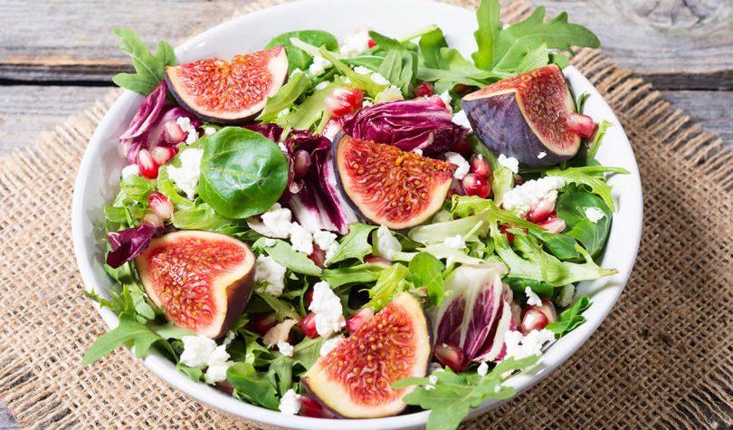 İncir Salatası Tarifi Nasıl Yapılır?