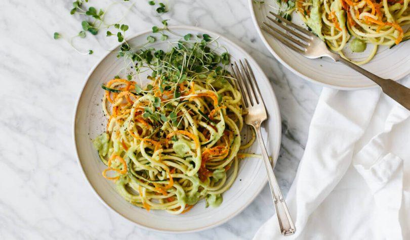 Kabak ve Havuç Spagetti Tarifi Nasıl Yapılır?