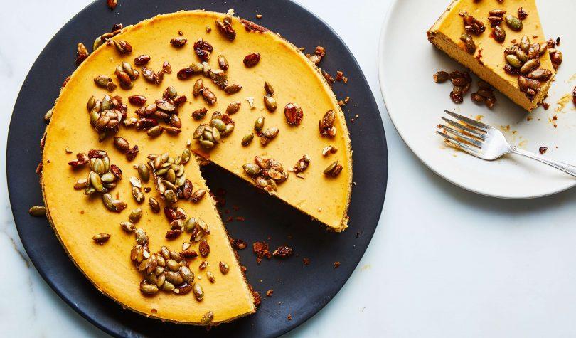 Balkabaklı Cheesecake Tarifi Nasıl Yapılır?
