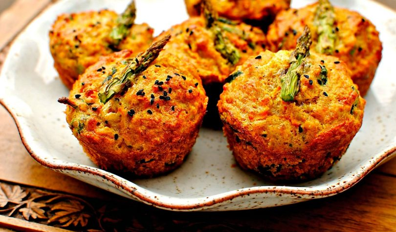 Sebzeli Diyet Muffin Tarifi Nasıl Yapılır?