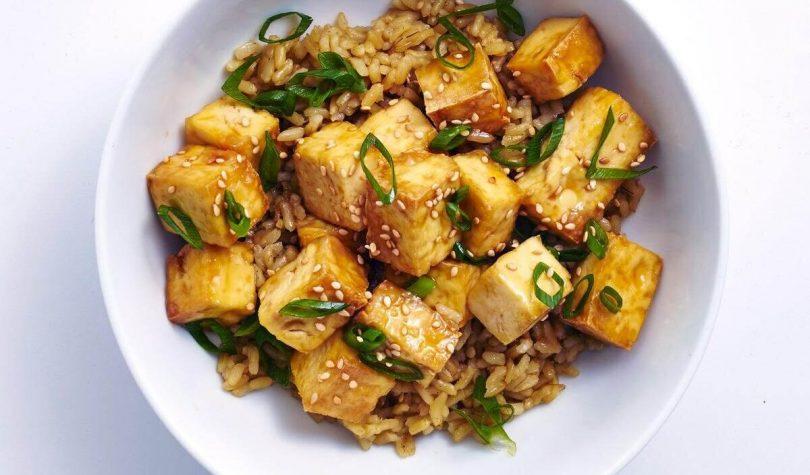 Soya Soslu Susamlı Tofu Tarifi Nasıl Yapılır?