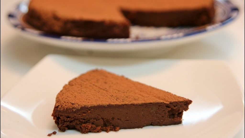 nohutlu çikolatalı fit kek