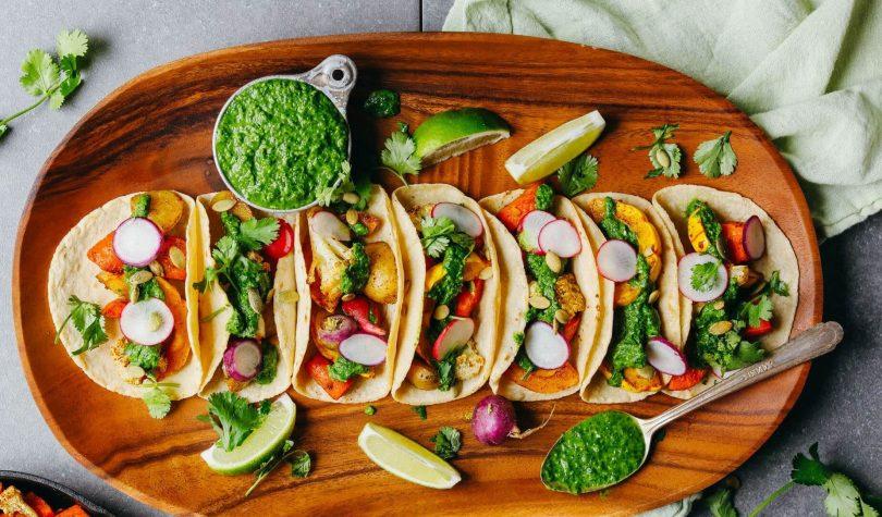 Sebzeli Taco Tarifi Nasıl Yapılır?
