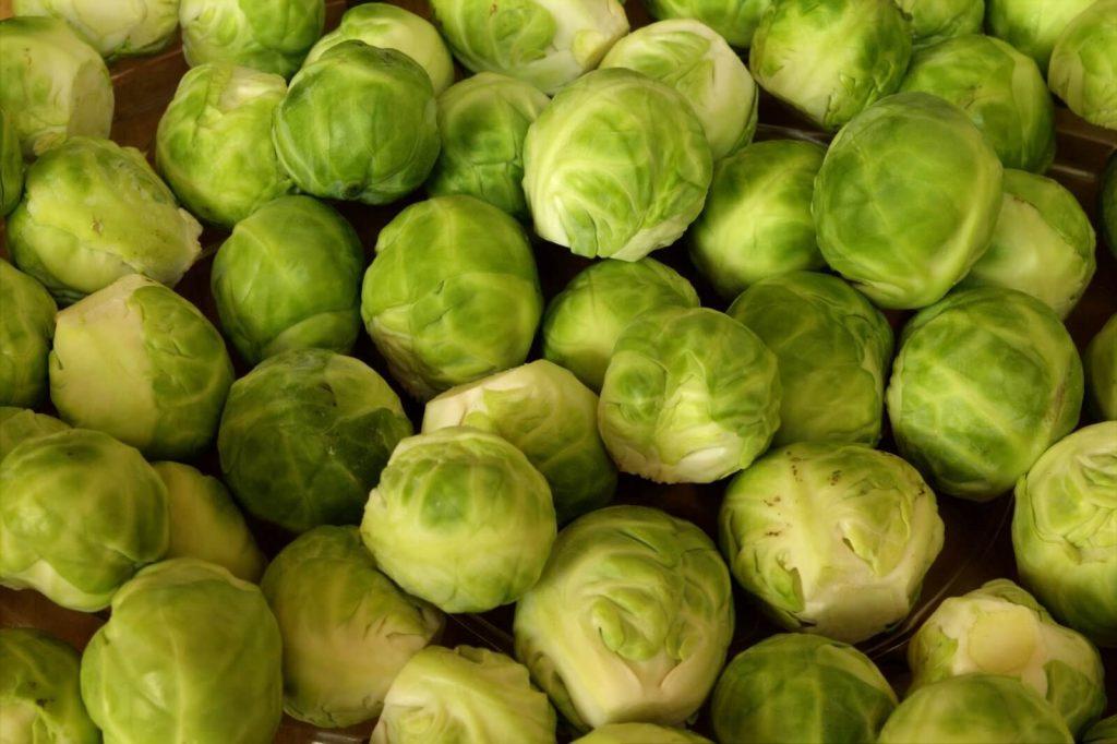 Brüksel lahanası faydaları