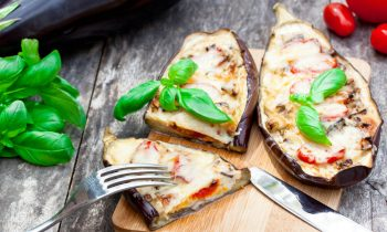 Fırında Peynirli Patlıcan Tarifi Nasıl Yapılır?