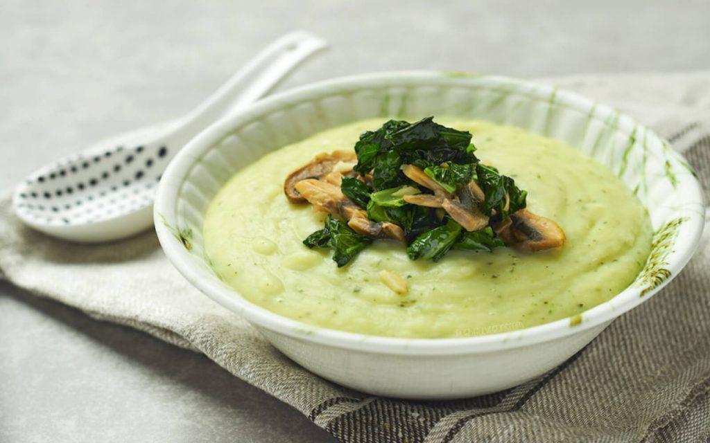 kabaklı patatesli çorba