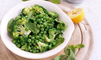 Bezelyeli Brokoli Salatası Tarifi Nasıl Yapılır?