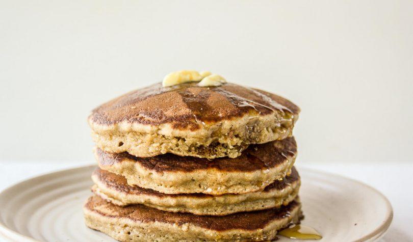 Muzlu Yulaflı Pancake Tarifi Nasıl Yapılır?